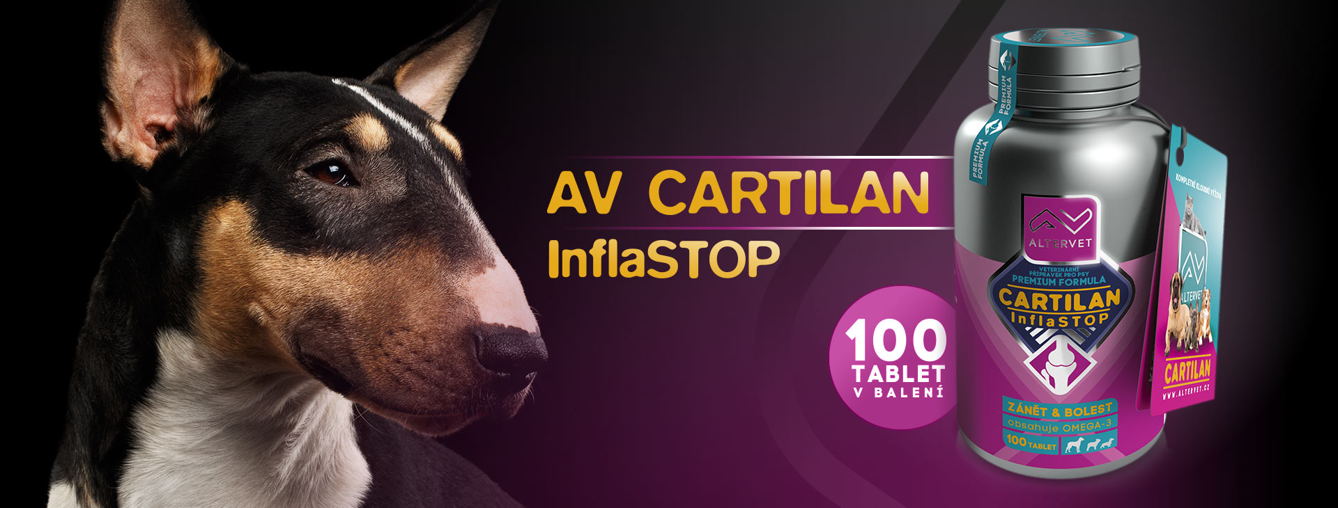 CARTILAN InflaSTOP